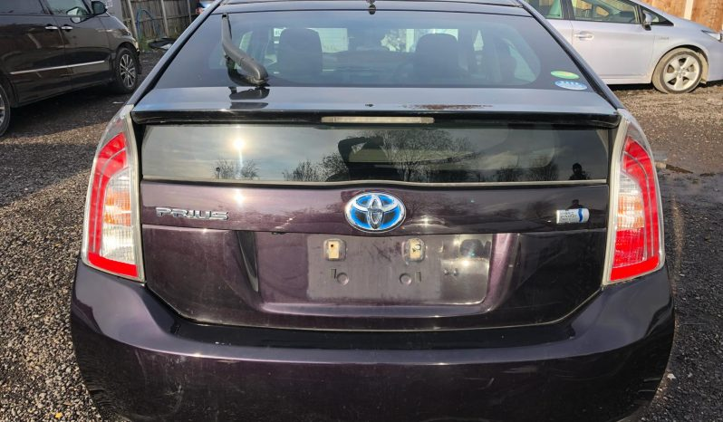 Toyota Prius Hybrid 2013(13) (Fresh Import,Finance Available) full